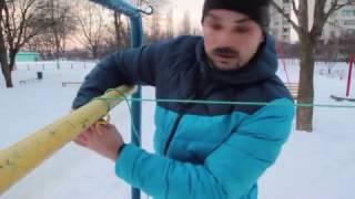 Как натянуть бельевую веревку | бельевой шнур обзор