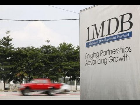 Singapore police freeze two bank accounts linked to 1MDB probe