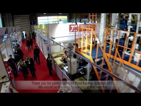 Plast Eurasia İstanbul 2015, International İstanbul Plastics Industry Fair