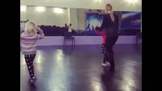 Уроки бальных танцев Даны