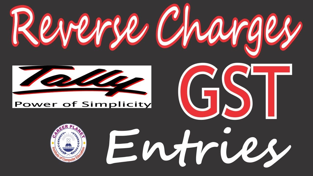 Gst Entries For Reverse Charge On Purchase From Unregistered Dealer