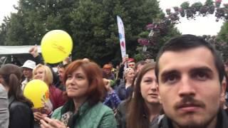 Mamikon ft. A-sen - Как Же Ты Красива (Концерт Восток ФМ в Москве) (2016)