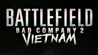 Battlefield: Bad Company 2 Vietnam Soundtrack- Buffalo Springfield - For What It's Worth! [HD]