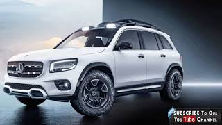 mercedes concept GLB 2019  WITH full features