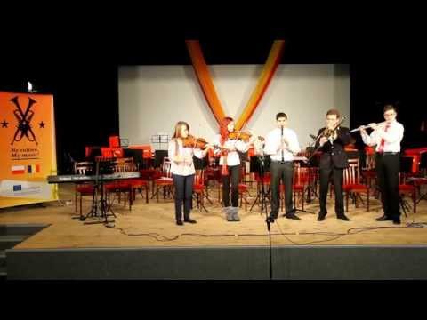 My culture, My music! / Erasmus+ / Poland & Romania / Włoszczowa