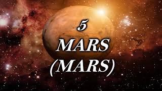 Gezegenlerin çıkardığı ürkütücü sesler (NASA)