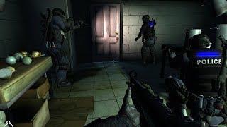 СПЕЦНАЗ против МАНЬЯКА ! В Офигенной Игре SWAT 4