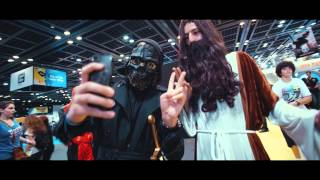 Middle East Film and Comic Con (MEFCC) 2014 Official Event Video