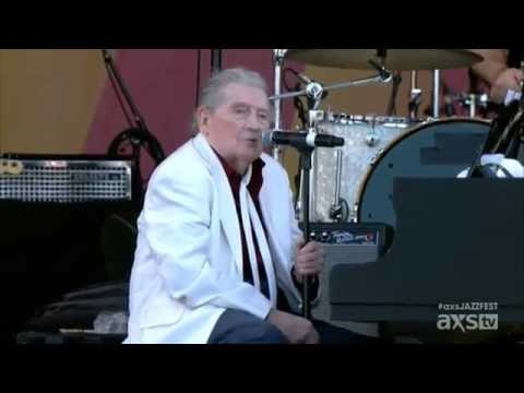 Jerry Lee Lewis - Live in New Orleans, Louisiana