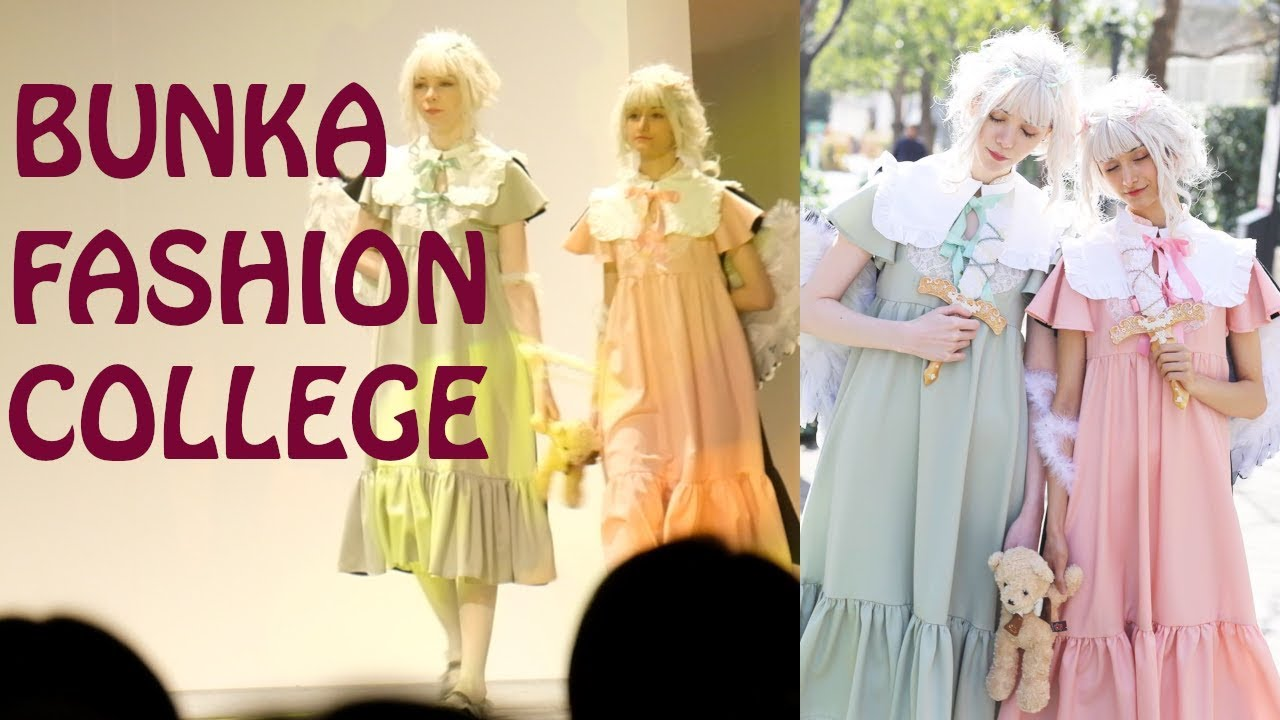 Modelling At Bunka Fashion College Day In My Life In Japan Youtube