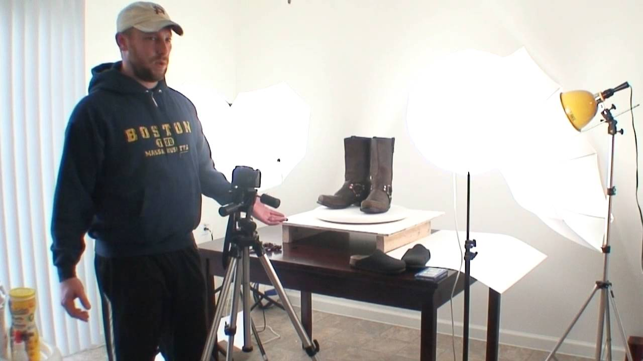 eBay Product Photos Photography Setup - Resale Renegade - YouTube