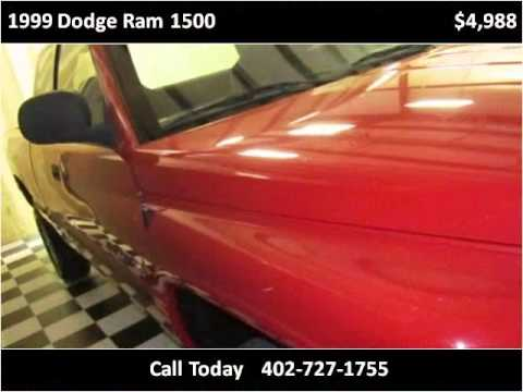 1999 Dodge Ram 1500 Used Cars Fremont NE