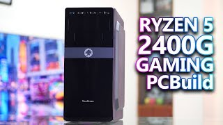 40000 Taka Budget Gaming PC Build Guide | Ryzen 5 2400G | PCB BD
