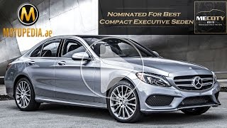 2015 Mercedes Benz C250 review -  250 تجربة مرسيدس سي  - Dubai UAE Car Review by Motopedia.ae