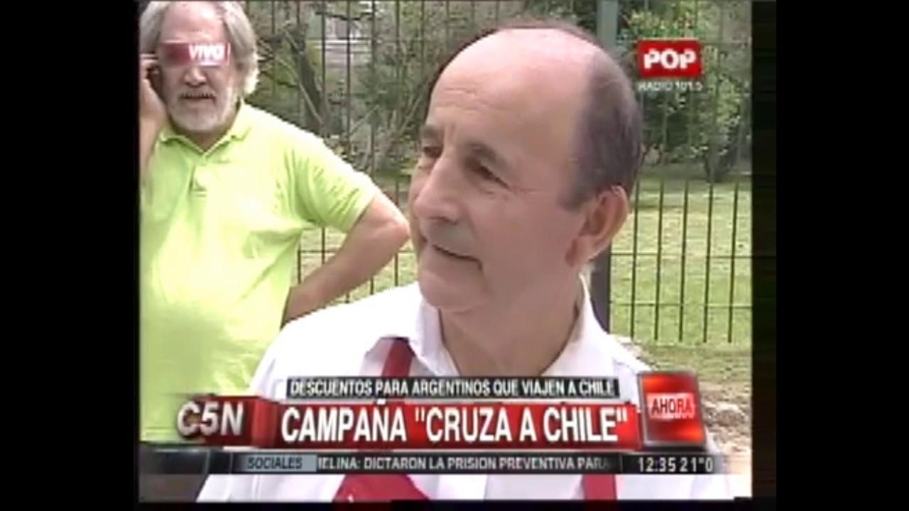 El Ceviche y Pisco Chileno - TV en Argentina