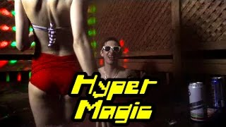 "Crunk Witch - ""Hyper Magic"" (Music Video)"