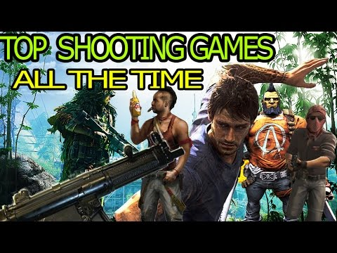 shooter games