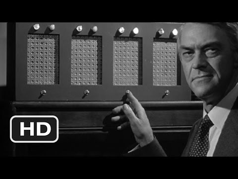The Asphalt Jungle (10/10) Movie CLIP - The Most Dangerous of Them All (1950) HD