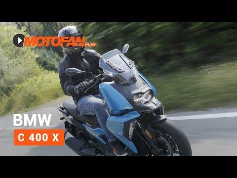 BMW C 400 X  - Prueba, opinión y detalles - Motofan