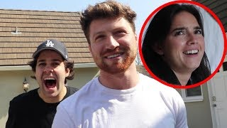 SURPRISING HIM WITH GIFT FOR HIS NEW HOUSE!!