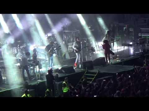 Arcade Fire En Chile 2017 - Creature Comfort / Neighborhood #3 (Power Out)