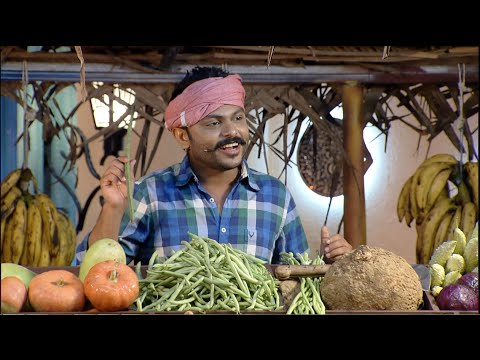 Dhe Chef | Epi  18 -  Mathukutty's Vegetable Shop!! | Mazhavil Manorama