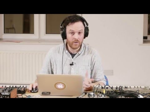 How tomaster a track in Ableton Live & upload to Soundcloud - with John Watson