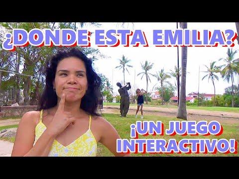 ¿DONDE ESTA EMILIA?  AnaNana Toys
