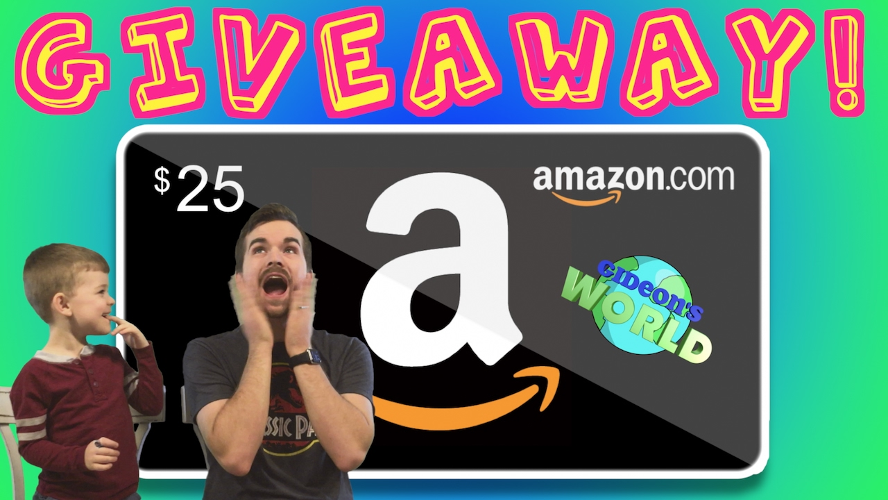 youtube giveaway rules ended 100 subscriber 25 amazon gift card giveaway 7910