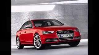 Audi S4 B8 рестайлинг