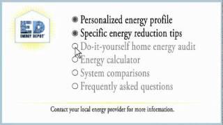 Town of Benson Energy Saving Website
