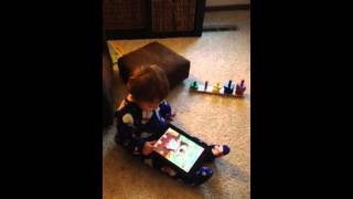iPad baby Thumbnail
