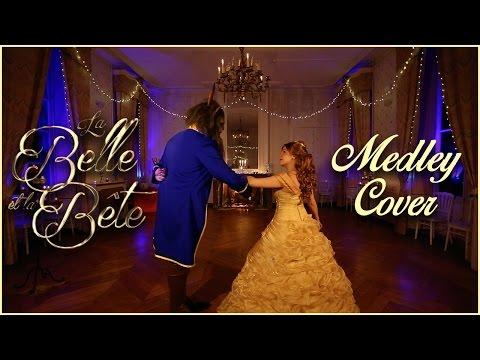 La Belle et la Bête (2017) - Cover Medley | DisCover
