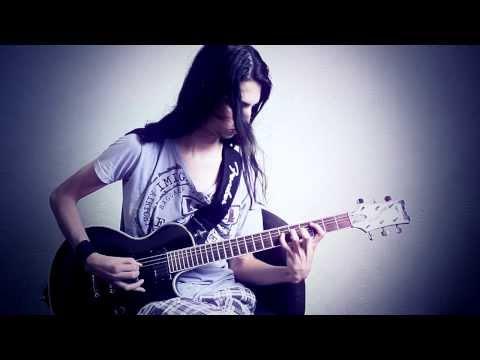 Sweet Dreams-Marilyn Manson Guitar Cover (TABS/HD/HQ)