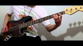 The Smiths - The Headmaster ritual - Bass Cover