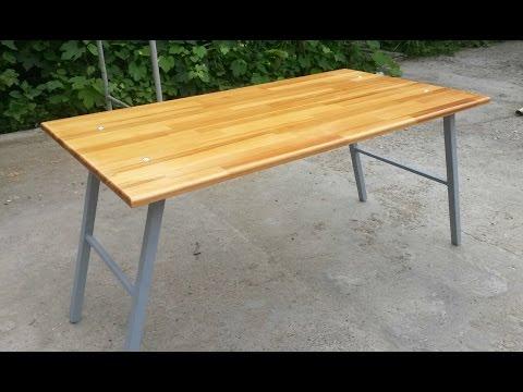 Раскладной столик для пикника своими руками