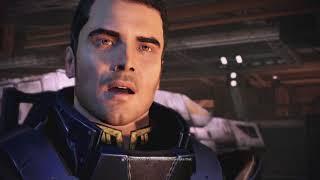 Gay Replay Mass Effect 3 - Part 2 Familiar Face