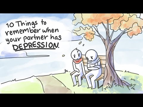 dating someone w depression