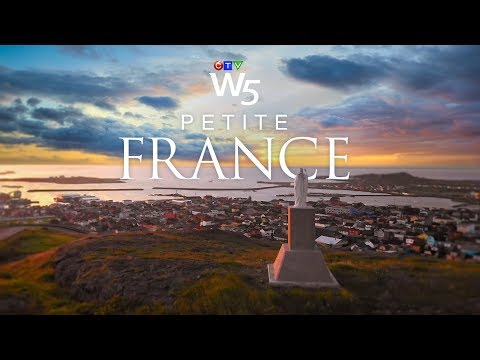 W5: France\'s best-kept secret in North America