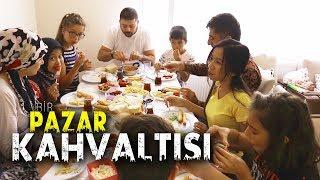 KAYNANAM TÜRK KAHVALTISI HAZIRLAMAYI ÖĞRETTİ !!! (PAZAR KAHVALTI MENÜM)