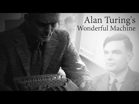 Alan Turing's Wonderful Machine | Pluralsight