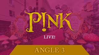 P!nk Live - Angle 3 from the World Premiere - Alice Through The Looking Glass