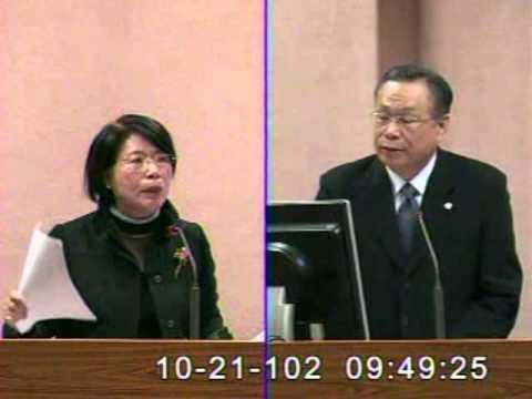 2013-10-21 陳碧涵 發言片段, 第8屆第4會期外交及國防委員會第7次全體委員會