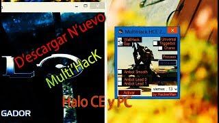   Descargar   Nuevo Multihack   para Halo CE y PC   100% Indetectables  