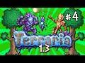 Terraria 1.3 Multiplayer Let's Play - Episode 4 w/ ChimneySwift11 & Paulsoaresjr