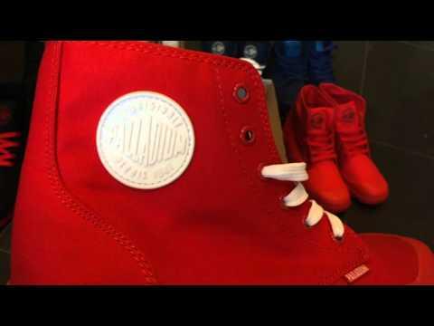 Giày Palladium - trên tay siêu phẩm palladium tại MASK SHOP