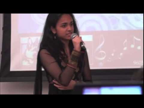 Luttna by Ananya Suri at Bollywood Karaoke Contest