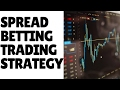 Forex Spread Betting: EUR/USD