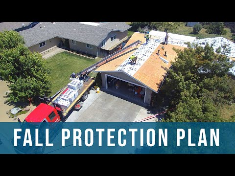 Fall Protection Plan | OSHA Standards, Hazards, Safety Inspection, Assessment, Roofing Company