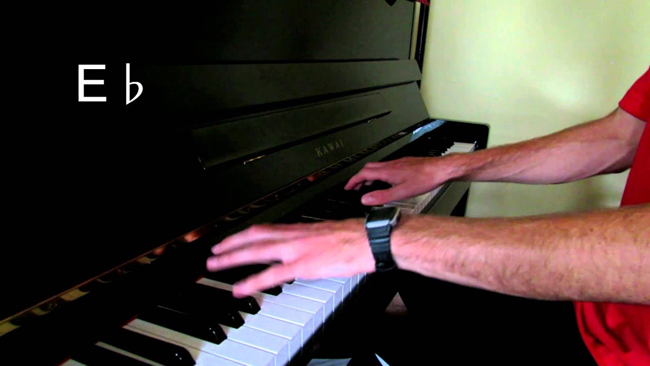 Fix you coldplay piano cover with chords youtube fix you coldplay piano cover with chords hexwebz Images